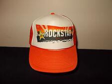 Rockstar Hollywood Energy Drink mesh trucker snapback hat sku29