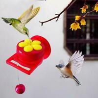 Handheld Hummingbird Feeders with Suction Cup, Multifunctional Mini Feeder N3V4