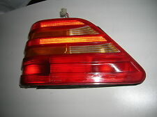 MERCEDES LEFT REAR TAIL LIGHT LENS 500SEL S500 140 BODY SEDAN PART# 1408202164