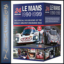 LE MANS COLLECTION 1990 - 1999 *BRAND NEW DVD BOXSET***