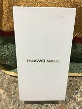 NEW! Huawei Mate SE 64GB Dual SIM Unlocked(GMS Only) Smartphone BND-L34 51092DRH