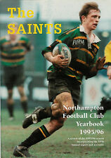 THE SAINTS NORTHAMPTON ( RUGBY ) FOOTBALL CLUB YEARBOOK 1995/96