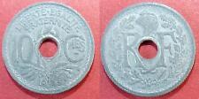 10 centimes cts LINDAUER 1945 B Petit Module FRANCE