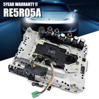 OEM RE5R05A Valve Body Solenoid TCM For Nissan Xterra Pathfinder Armada Frontier