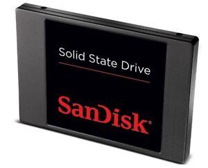 SanDisk SSD PLUS 128GB Sata III 2.5 inch Internal SSD Drive Up to 530 MB sec