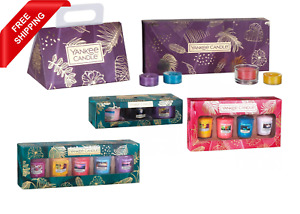 Yankee Scented Fragrance Home Candle Collection ON SALE GIFT SET FREE SHIPPING
