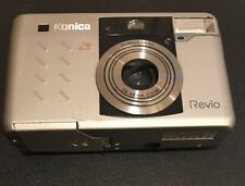 camera, Revio, Konica Lens