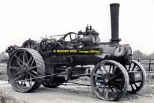 rp13715 - Steam Traction Engine - photograph