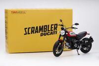 TRUE SCALE MINIATURES 1/12 MODELLINO MOTO DUCATI SCRAMBLER 2015 ROSSO TSM MODEL