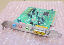 TARJETA DE SONIDO SOUND BLASTER 128 PC. CT4810.CREATIVE TECHNOLOGY.(2000)