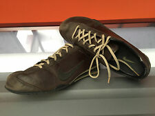 Scarpe NIKE Shox Rival EU 44 US 10 Sneakers in pelle marrone 312843 201