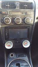 Dash Kit Gauge Pod Radio Install for Lexus is300 Altezza 99 - 05 retain switches