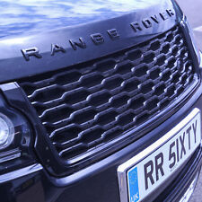 2018 facelift style Front Grille for Range Rover L405 Vogue 2013-17 black pack