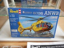 Modelkit Revell Airbus Helicopter EC135 ANWB on 1:72 in Box