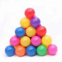 100pcs 5.5cm Fun Soft Plastic Ocean Ball Swim Pit Toys Baby Kids Toys Colorful