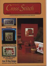 Jill Oxton Cross Stitch - Issue 25 - Charted Designs For Cross Stitch & Tapestry