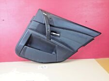 2004-2007 BMW E60 530i 525i 545i 550i  Right Rear Interior Door Panel Trim OEM