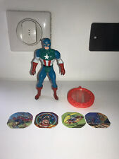 Marvel Secret Wars Captain America Guerres secretes mattel 1984