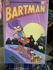 BARTMAN #6 BART SIMPSON 1995 COMIC BOOK MATT GROENING BONGO COMICS GROUP NEW