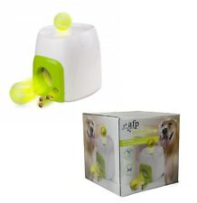 AFP Puppy Interactive Dog Fetch N Treat Dispenser Trainer Ball Toy Play Train