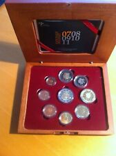 Nederland proof set 2007 9 munten