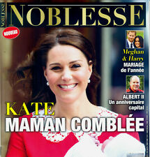KATE MIDDLETON_HARRY & MEGHAN_ALBERT DE MONACO Ft CHARLENE NOBLESSE #3 NEW ©TBC