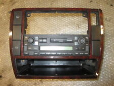 VOLKSWAGEN PASSAT VARIANT 1.9 TDI 85 KW 5M CAR RADIO PLAYER OF CRATES (RECOVERY