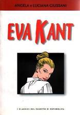 i classici del fumetto di repubblica N.34 EVA KANT PANINI COMICS