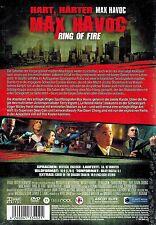 DVD NEU/OVP - Max Havoc - Ring Of Fire - Mickey Hardt & Dean Cain