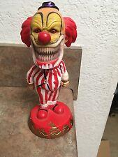 Bopp'n Heads 2002 Giggles Killer Clown Adam's Apple Bobblehead - BOP20