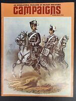 Campaigns: International Magazine of Military Miniatures, #12, Sept./Oct. 1977
