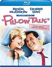 PILLOW TALK Blu-ray Disc Rock Hudson , Doris Day NEW