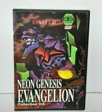 Neon Genesis Evangelion Collection 0:6 contains 18-20 episode Anime DVD