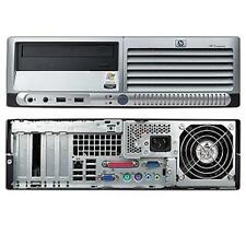 HP Compaq DC7700 Intel Core 2 Duo 1800 MHz 500Gig HDD 4096mb DVD/CDRW Windows 7