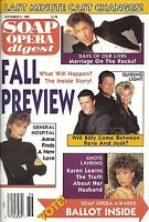 Soap Opera Digest Magazine September 5 1989 Michael Zaslow Michele Lee