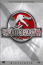 Jurassic Park III (DVD Widescreen; Collector's Edition)
