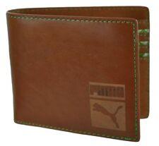 Portefeuilles porte-cartes marrons pour homme