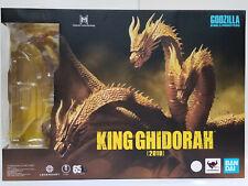 SH Monsterarts 2019 KING GHIDORAH Godzilla King of the Monsters Bandai Xplus M1