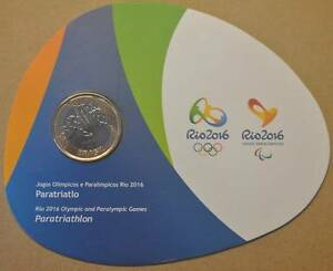 WHEELCHAIR ATHLETES 2012 Brazil, 2016 Rio Olympic and Paraolympic Games BU