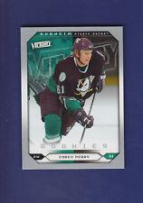 Corey Perry RC 2005-06 UD Victory Hockey Rookies #281