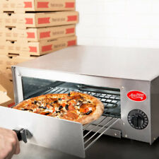 Avantco CPO-12 Stainless Steel Countertop Pizza Snack Oven 120V, 1450W