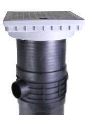 PLURAFIT Filter mit Filterkorb, Erdeinbau + Schachtabdeckung, PKW befahrbar