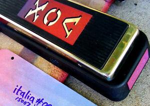 italia wah V2, gagan-V846 mod to get real filmcan 60s tone!