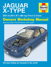 Jaguar Car Service & Repair Manuals 2011