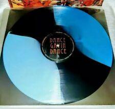 Dance Gavin Dance Afterburner LP Cyan, Blue, Black & Blue Tricolor /300 Unplayed