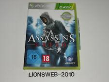 XBox 360 Spiel - Assassins Creed
