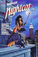 Nightcat (1991) #1 Premier Issue! Stock Image NM/MT