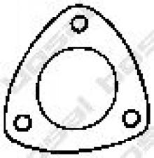 1 Abgasrohr BOSAL 337-445 passend für VW