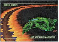 STAR TREK MASTER SERIES SPECTRA FOIL CARD S-2