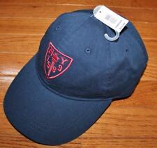 NEW NWT Mens GAP Jeans Baseball Hat Cap Adjustable Strap NYU Torch 1969 NY *W9